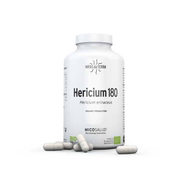 HERICIUM 180 180 CAP HIFAS DA TERRA