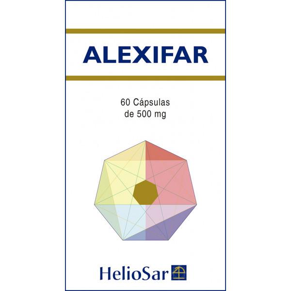 ALEXIFAR 60 CAPS HELIOSAR