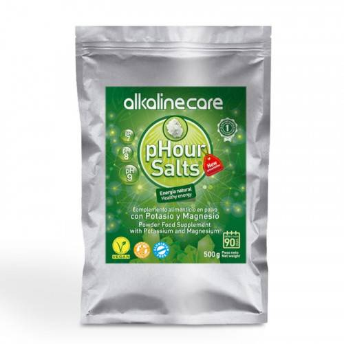 PHOUR SALTS 500 GR DOYPACK ALKALINE CARE