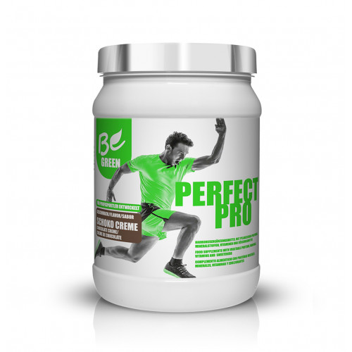 PERFEKT PRO (PROTEINA, VITAMINAS, MINERALES) 1 KG CHOCOLATE BE GREEN
