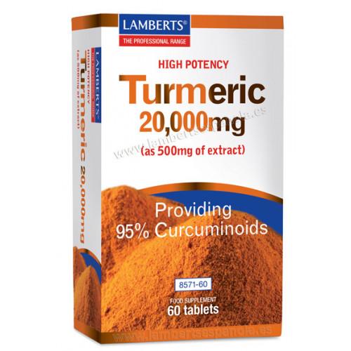 CURCUMA 20000 MG (TURMERIC)...