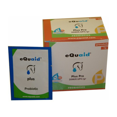 EQUAID PLUS PROBIOTIC SOLUBLE 15 SOBRES 1 GR