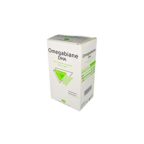 OMEGABIANE DHA 80 CAPS PILEJE