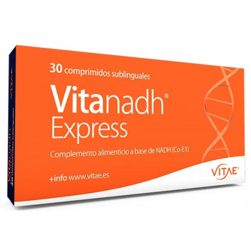 VITANADH EXPRESS 10 MG 30 COMP SUBLINGUAL VITAE