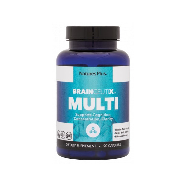 BRAINCEUTIX MULTI 90 CAP NATURES PLUS