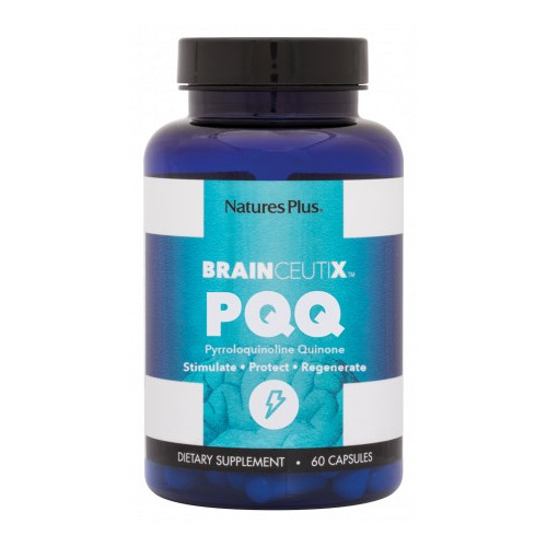 BRAINCEUTIX PQQ 20 MG 60 CAP NATURES PLUS