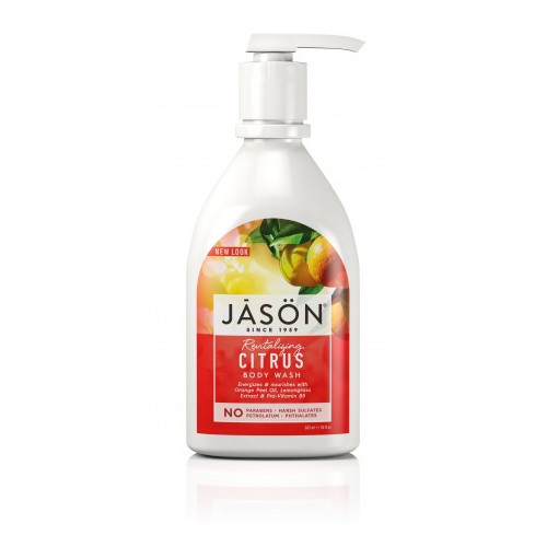 GEL DUCHA CITRUS 887 CC JASON