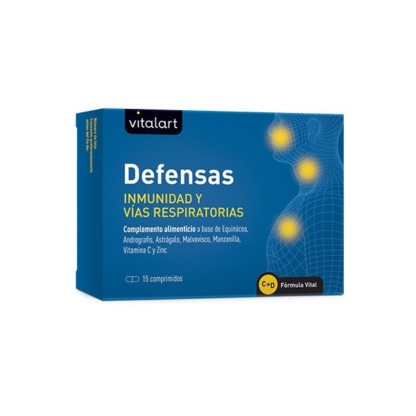 DEFENSAS 15 COMP VITALART