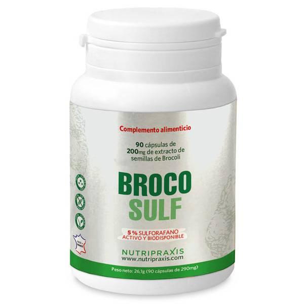 BROCO SULF (BROCOLI/BRASSICA) 90 CAPS SERPENS