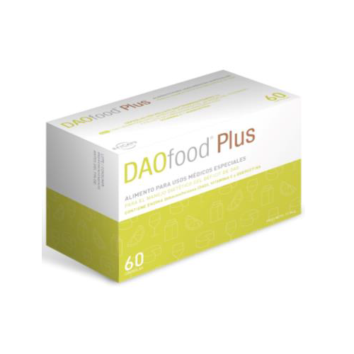 DAOFOOD PLUS 60 CAP HEALTHCARE