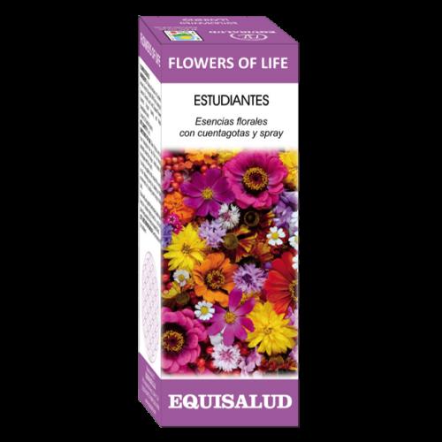 FLOWERS OF LIFE ESTUDIANTES 15 ML EQUISALUD