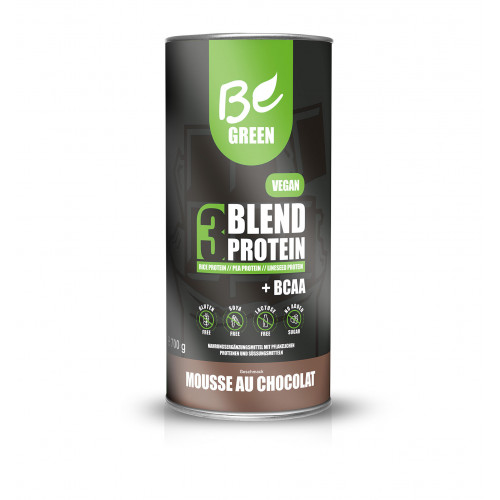 3 BLEND PROTEIN 1 KG CHOCOLATE BE GREEN (BEGREEN)