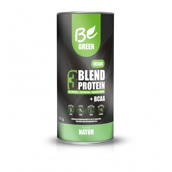 3 BLEND PROTEIN NATURAL 1 KG BE GREEN