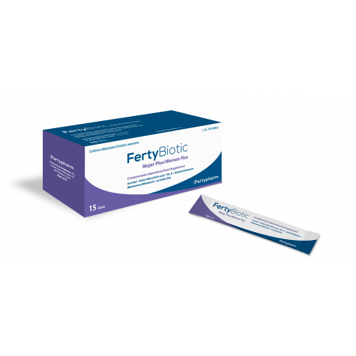 FERTYBIOTIC MUJER PLUS 15 STICKS FERTYPHARM