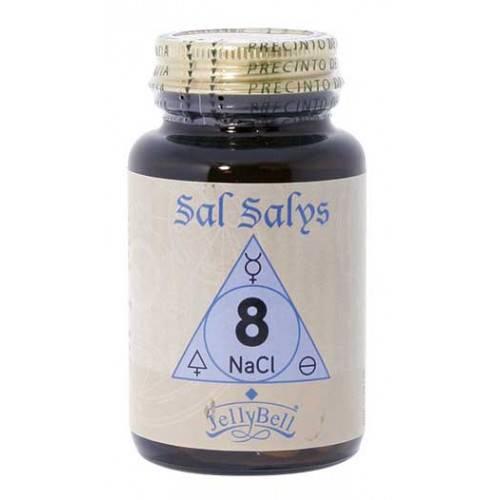 SAL SALYS 8  (NACL) 60 COMP UROBOROS JELLYBELL