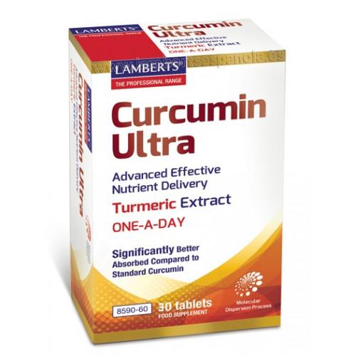 CURCUMIN ULTRA 30 CAPS LAMBERTS