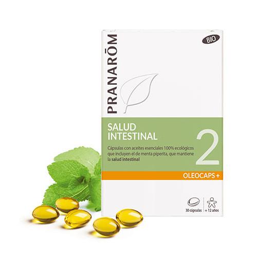 OLEOCAPS 2 (ALIVIO GASTROINTESTINAL Y VIA URINARIA) 30 CAP P