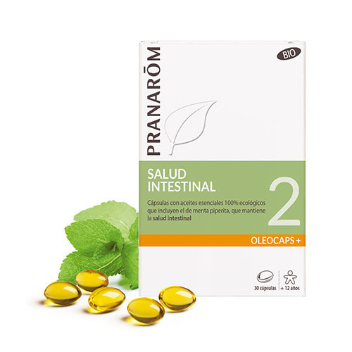 OLEOCAPS 2 + SALUD INTESTINAL 30 CAP PRANAROM