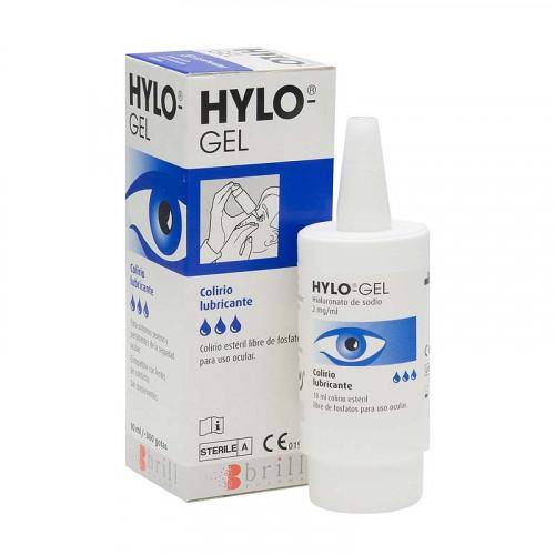 HYLO GEL HIALURONATO 10 ML BRILL PHARMA