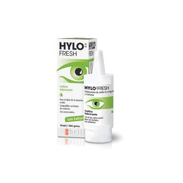 HYLO-FRESH COLIRIO 10 ML BRILL PHARMA
