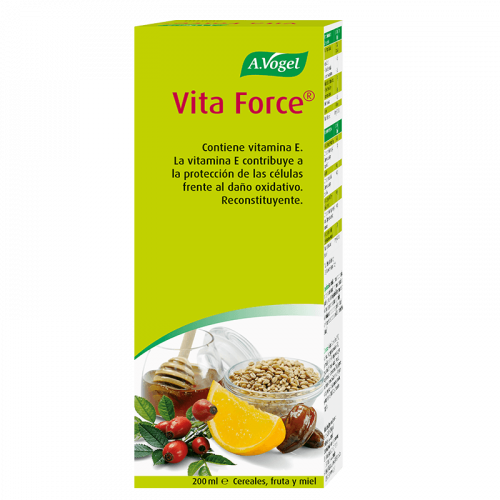 VITAFORCE JARABE 200 ML BIOFORCE