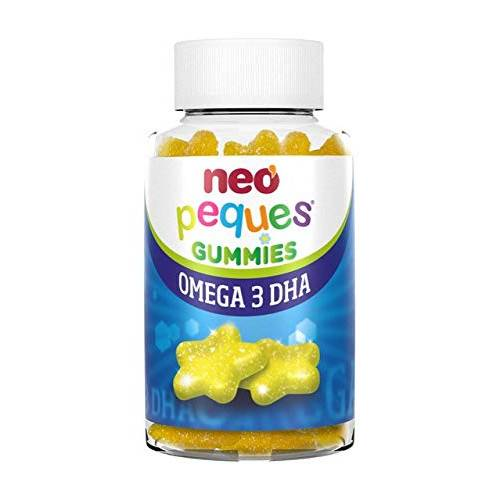 NEOPEQUES GUMMIES OMEGA 3 DHA 30 COMP NEO