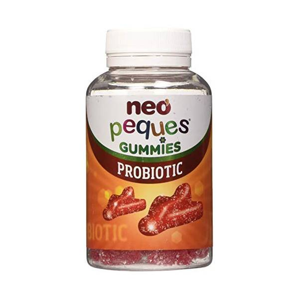 NEOPEQUES GUMMIES PROBIOTIC 30 COMP NEOVITAL