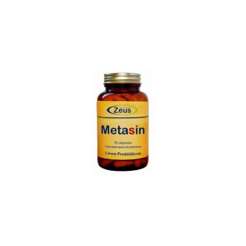 METASIN 30 CAP ZEUS