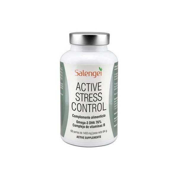 ACTIVE STRESS CONTROL 60 PERLAS ACTIVE SUPPLEMENTS SALENGEL