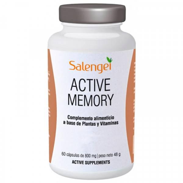 ACTIVE MEMORY 60 CAP SALENGEI