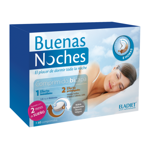 BUENAS NOCHES 60 COMP ELADIET