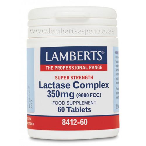 LACTASA COMPLEX 60 COMP LAMBERTS