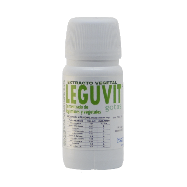 LEGUVIT 50 CC ECONATURAL INTEGRAL