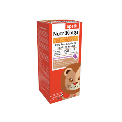 NUTRIKINGS APETIT SOLUCION...