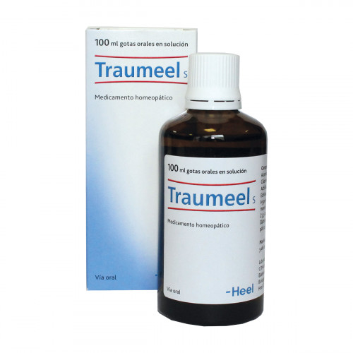 TRAUMEEL S GOTAS 100 ML HEEL