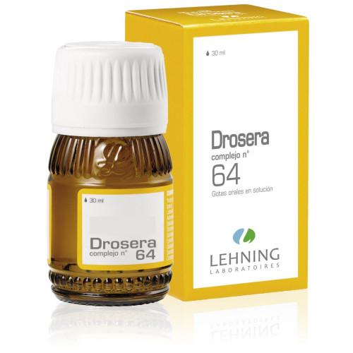 DROSERA N-64 GOTAS 30 CC LEHNING