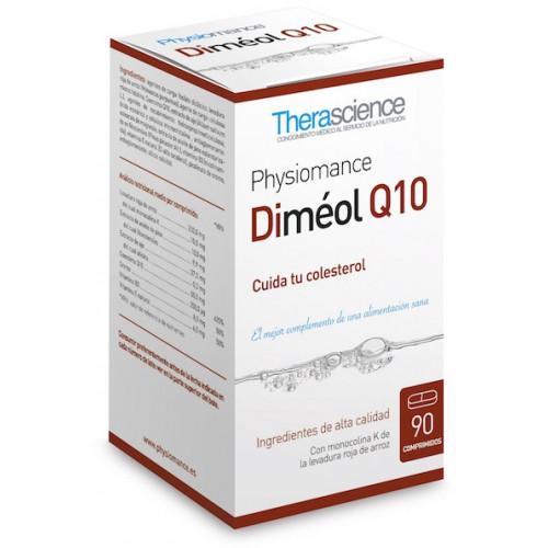 DIMEOL Q10 90 COMP PHYSIOMANCE THERASCIENCE