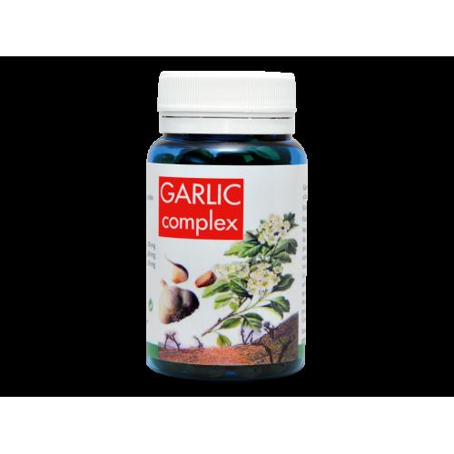 GARLIC COMPLEX 90CAPS ESPADIET