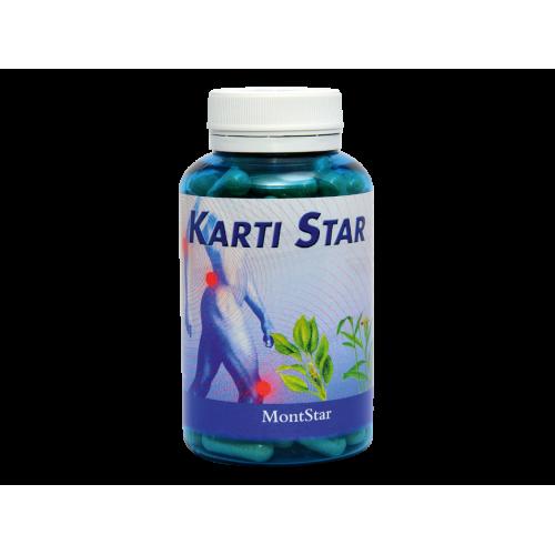 KARTI STAR 120CAP MONTSTAR...
