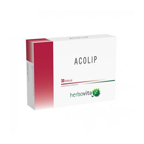 ACOLIP 30 CAPS HERBOVITA