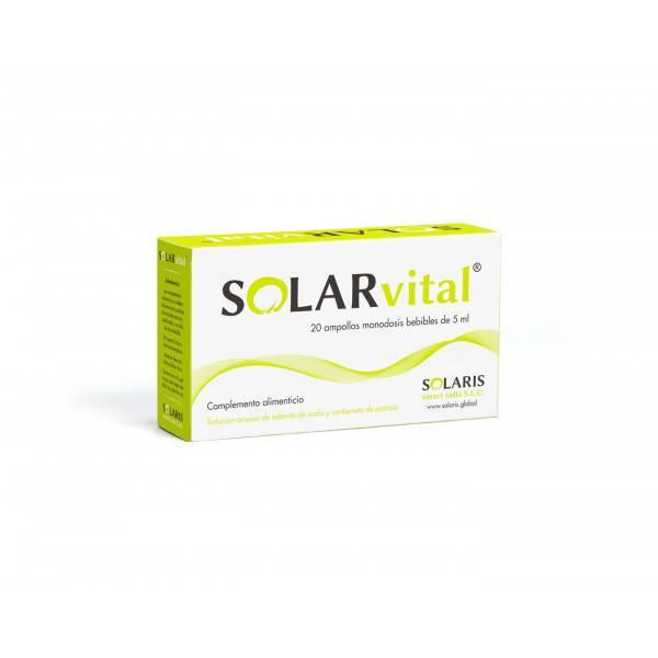 SOLARVITAL 20 AMP SOLARIS