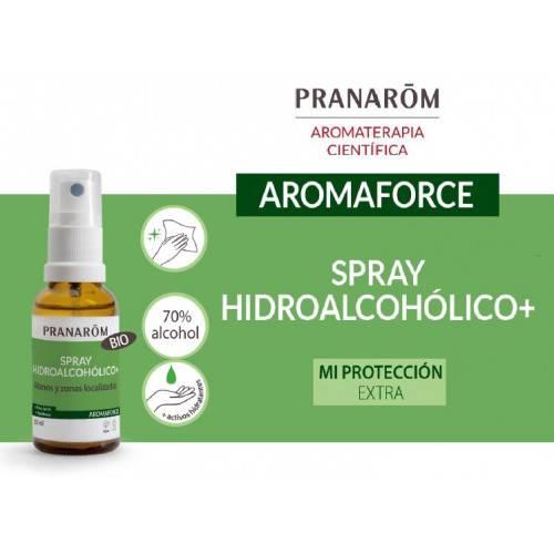 AROMAFORCE SPRAY HIDROALCOHOLICO 30 ML PRANAROM