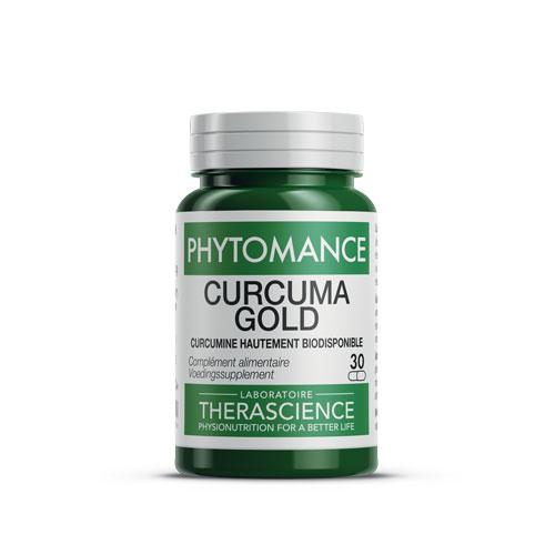 CURCUMA GOLD 30 COMP THERASCIENCE