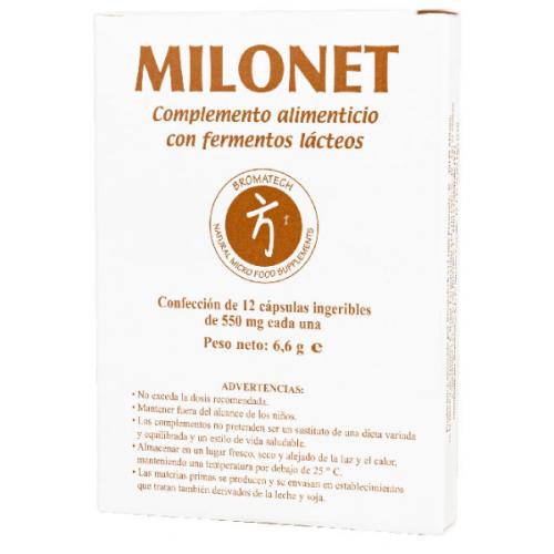 MILONET 12 CAP BROMATECH