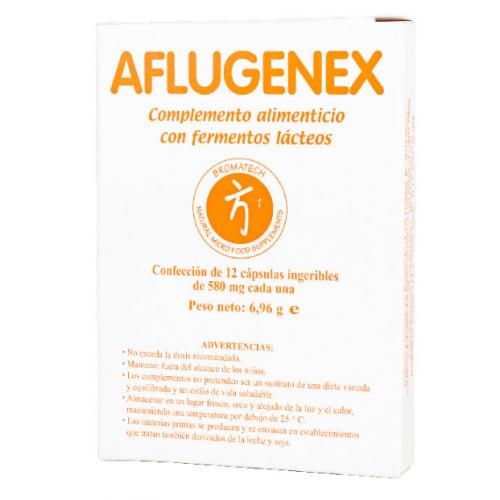 AFLUGENEX 12 CAP BROMATECH