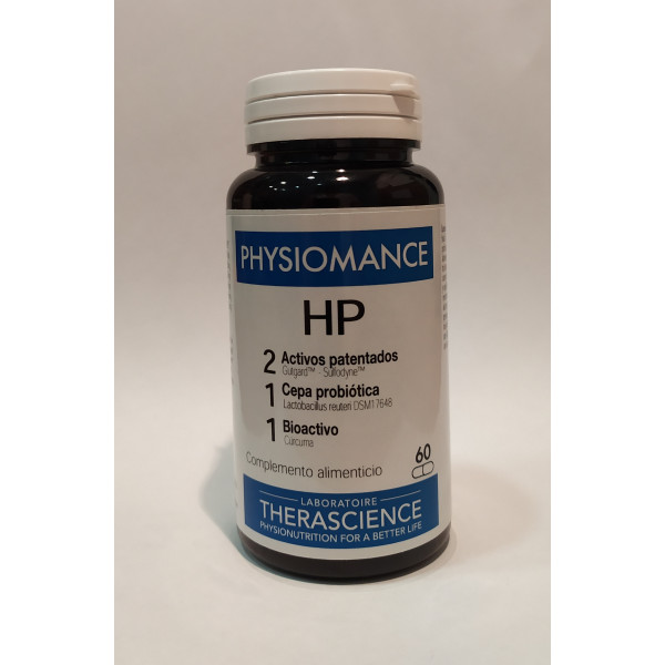 TEOLIANCE HP 60 CAPS THERASCIENCE