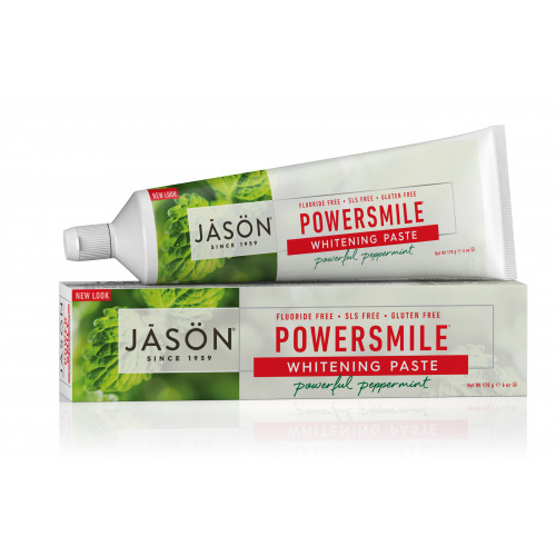 DENTIFRICO POWER SMILE 170 G JASON