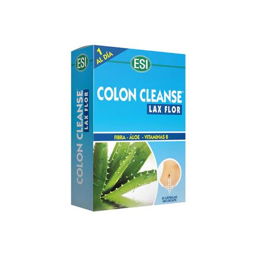 COLON CLEANSE FLOR + PREBIOTICOS 30 COMP TREPAT DIET