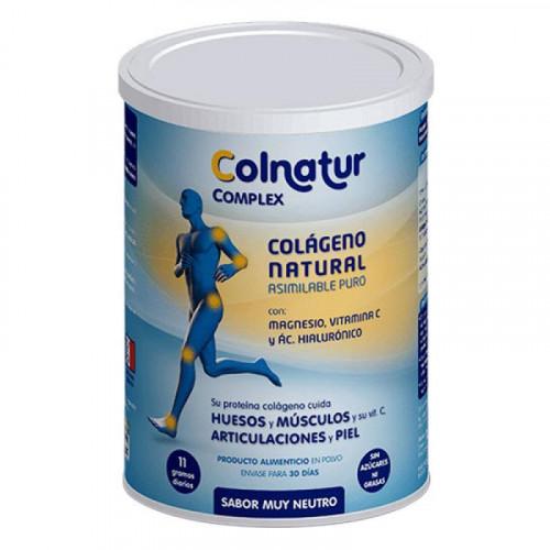 COLNATUR COMPLEX MAGNESIO + HIALURONICO 330 G PROTEIN SA