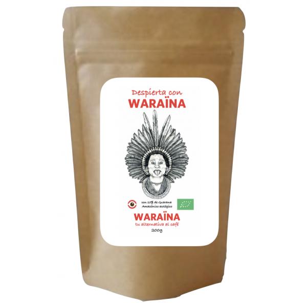 WARAINA (CACAO + GUARANA) 200 GR POLVO